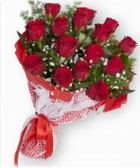 11 adet kırmızı gül buketi  Karaman çiçek mağazası , çiçekçi adresleri