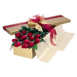 Karaman çiçek mağazası , çiçekçi adresleri  10 adet kutu özel kutu