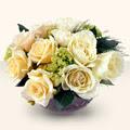 Karaman çiçek gönderme  9 adet sari gül cam yada mika vazo da  Karaman ucuz çiçek gönder