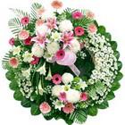 son yolculuk  tabut üstü model   Karaman kaliteli taze ve ucuz çiçekler