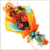 ayicik gül ve kir çiçekleri   Karaman cicek , cicekci