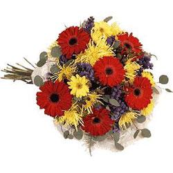 karisik mevsim demeti  Karaman çiçek mağazası , çiçekçi adresleri