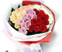 SEVENLERE ÖZEL 51 ADET GÜL  Karaman uluslararası çiçek gönderme