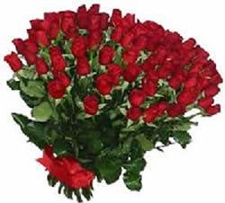 51 adet kirmizi gül buketi  Karaman 14 şubat sevgililer günü çiçek