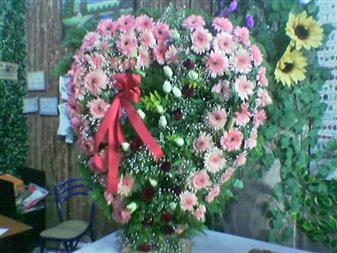 Karaman çiçek siparişi sitesi  SEVDIKLERINIZE ÖZEL KALP PANO