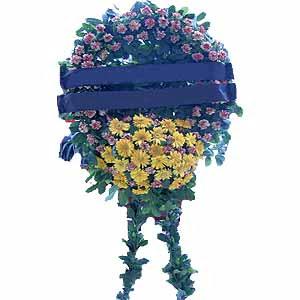 Cenaze çelenk , cenaze çiçekleri , çelengi  Karaman çiçek yolla , çiçek gönder , çiçekçi