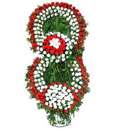 Görsel Cenaze çiçek , cenaze çiçek , çelengi  Karaman kaliteli taze ve ucuz çiçekler