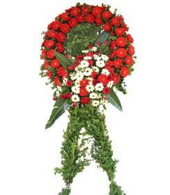 Cenaze çelenk , cenaze çiçekleri , çelengi  Karaman çiçek servisi , çiçekçi adresleri