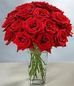 Karaman cicekciler , cicek siparisi  Sevdiklerinize özel ürün 12 adet cam içerisinde kirmizi gül  Karaman online çiçek gönderme sipariş