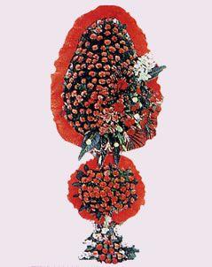 Dügün nikah açilis çiçekleri sepet modeli  Karaman çiçek siparişi sitesi