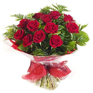 Ucuz Çiçek siparisi 11 kirmizi gül buketi  Karaman çiçek yolla , çiçek gönder , çiçekçi