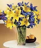 Karaman yurtiçi ve yurtdışı çiçek siparişi  Lilyum ve mevsim  çiçegi özel