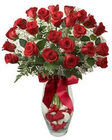 17 adet essiz kalitede kirmizi gül  Karaman çiçek gönderme sitemiz güvenlidir