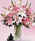 Karaman çiçek , çiçekçi , çiçekçilik  Kazablanka biçme vazoda