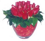 Karaman çiçek servisi , çiçekçi adresleri  11 adet kaliteli kirmizi gül - anneler günü seçimi ideal