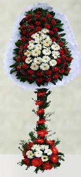Karaman uluslararası çiçek gönderme  çift katlı düğün açılış çiçeği