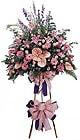 Karaman çiçek gönderme   Ferforje Pembe kazablanka