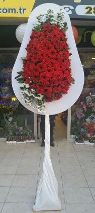 Tek katlı düğün nikah açılış çiçeği  Karaman çiçek servisi , çiçekçi adresleri