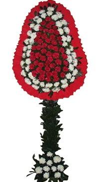 Çift katlı düğün nikah açılış çiçek modeli  Karaman cicek , cicekci