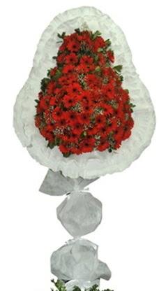 Tek katlı düğün nikah açılış çiçek modeli  Karaman çiçek mağazası , çiçekçi adresleri