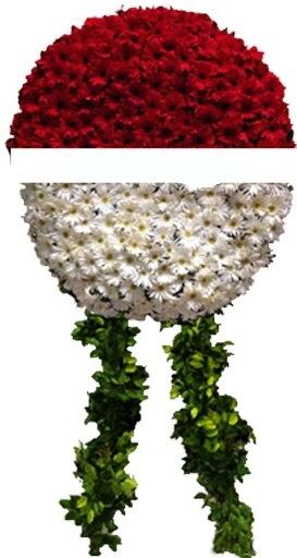 Cenaze çiçekleri modelleri  Karaman çiçek yolla