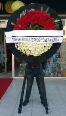 Cenaze çiçek modeli  Karaman cicekciler , cicek siparisi