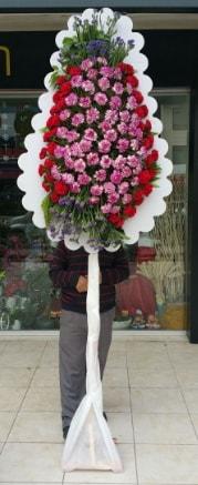 Tekli düğün nikah açılış çiçek modeli  Karaman çiçekçiler