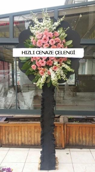 Hızlı cenaze çiçeği çelengi  Karaman çiçekçi mağazası