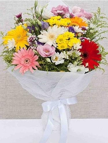 Karışık Mevsim Buketleri  Karaman çiçek siparişi vermek