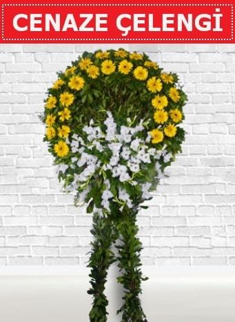 Cenaze Çelengi cenaze çiçeği  Karaman hediye çiçek yolla