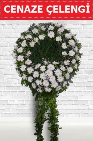 Cenaze Çelengi cenaze çiçeği  Karaman çiçekçi mağazası