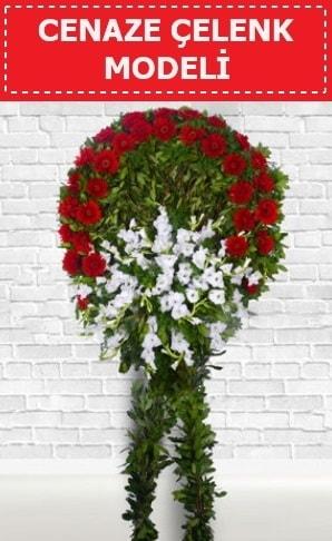 Cenaze Çelengi cenaze çiçeği  Karaman internetten çiçek satışı