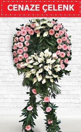 Çelenk Cenaze çiçeği  Karaman online çiçek gönderme sipariş