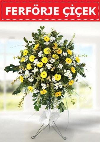 Ferförje çiçeği modeli  Karaman hediye çiçek yolla