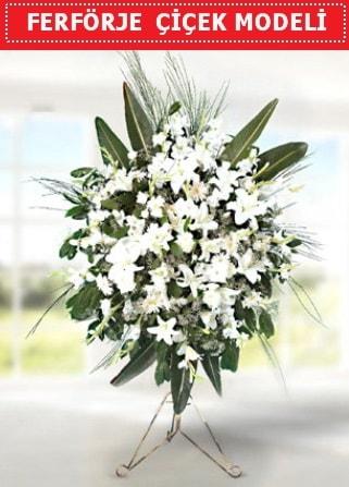 Ferförje çiçek modeli  Karaman çiçek siparişi vermek