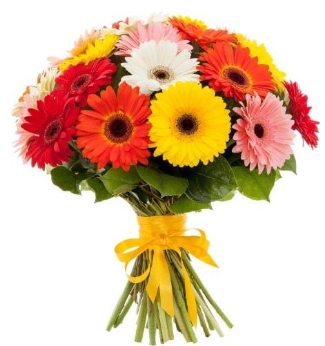 Gerbera demeti buketi  Karaman çiçekçiler